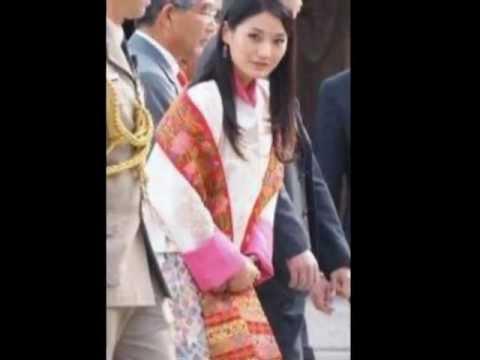 The Beautiful Queen of Bhutan - Jetsun Pema