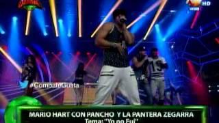 Mario Hart, Pancho Rodríguez y 'Pantera Zegarra' presentan el tema