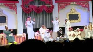 مشهد من مسرحيه ان فولو طارق العلي الجزء ٢