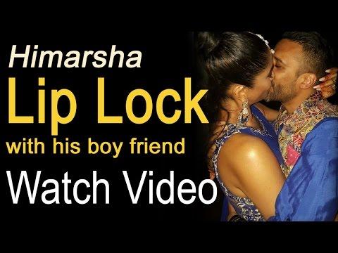 Xxx Mp4 Himarsha Venkatsamy Lip Lock With His Boy Friend Vijesh Lasya Media 3gp Sex