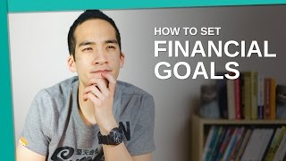 How to Set Financial Goals - Young Guys Finance