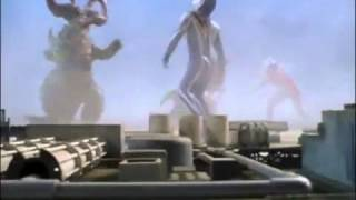 Battle of The Supers: Gaia & Agul vs Super C.O.V & Super Pazuzu