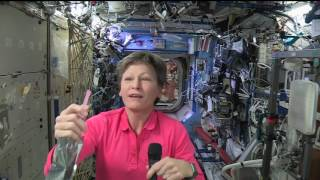 Space Station Crew Member Discusses Life in Space with Texas Students