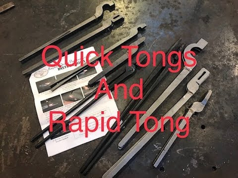 Xxx Mp4 Quick Tongs And Rapid Tongs From Kens Custom Iron Tool Review 3gp Sex