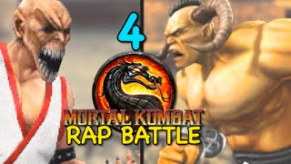 MORTAL KOMBAT: EPIC RAP BATTLE 4