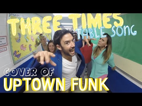 Xxx Mp4 Three Times Table Song Cover Of Uptown Funk By Mark Ronson And Bruno Mars 3gp Sex