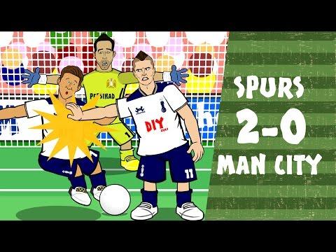 Xxx Mp4 Son Has Got His HAT ON Tottenham Vs Man City 2 0 Heung Min Son Song Goals Highlights 2016 3gp Sex