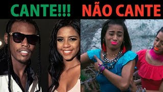 CANTE O FUNK SÓ QUANDO PERMITIR (MC Kekel, MC Loma, MC WM, ...)