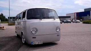 lowrider vw kleinbus (air ride)