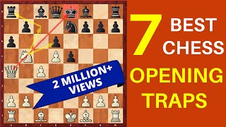 7 Best Chess Opening Traps