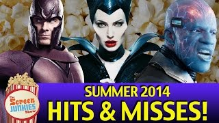 Summer Movies 2014: Hits & Misses!