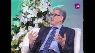 بسام صلاح يتحدث عن أهمية التفاؤل للعام الجديد