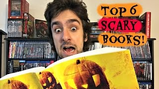 Scariest Books for Halloween - Top 6 Horror
