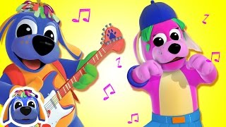 Nursery Rhymes Party Songs Part 1 | Dance Songs for Kids | Party Songs For Kids | Raggs TV