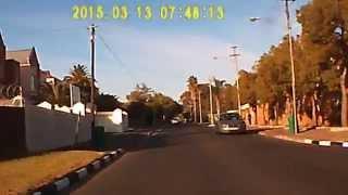 My accident Durbanville