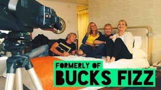 MarkMeets 'Formerly of Bucks Fizz' with Cheryl Baker, Mike Nolan, Jay Aston & Bobby McVay.
