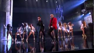 Pitbull feat. Marc Anthony - Rain Over Me (American Music Awards 2011)