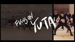 NCT 127 DANCE PRACTICE FOCUS ON ver. #YUTA