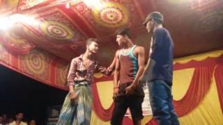 Biar Gara Bangla Natok   Biplab Group Dance   Araji Jalsa