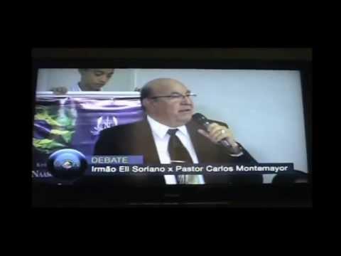Debate Pastor Carlos Montemayor y Eli Eliseo Soriano sin editar