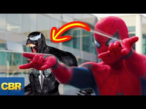 10 Things Venom Can Do That Spiderman CAN T