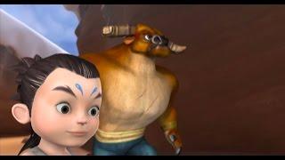Kung Fu Master of the zodiac - Epizode 20 (cartoon)