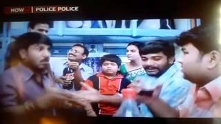police police- ravi teja movie- child comedy hindi