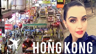 Fly With Me to Hong Kong | Flight Attendant Vlog | The best place to shop in Hong Kong