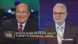 Fed likely to increase rates unless Turkey situation gets worse, says expert