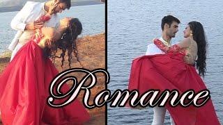 Swara and Sanskar's GERUA romance in Swaragini