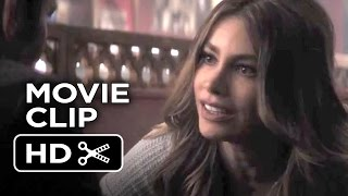 Wild Card Movie CLIP - Bar Scene (2015) - Sofia Vergara, Jason Statham Movie HD