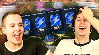 IT WAS MY FIRST ONE EVER!!! - FIFA 17 PACK OPENING TOTS