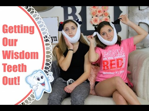 Identical Twins Get Wisdom Teeth Removed | Funny Reactions