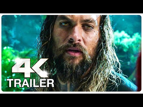 Xxx Mp4 AQUAMAN Trailer 2 4K ULTRA HD NEW 2018 3gp Sex