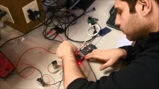 Scintillation Detector - Voltage Supply