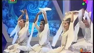 Shithi Saha's song dance choreography by Abu Nyeem