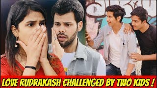 TEENAGERS VS ADULTS ( Love And Khushi Challenged By Two Kids) !