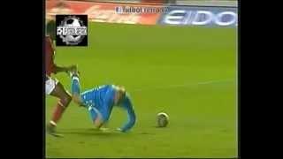 Inglaterra 1 vs Italia 2 Amistoso 2002 Bekham, Montella FUTBOL RETRO TV