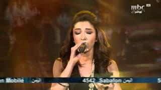 Arab Idol - Ep12 - دنيا بطمه