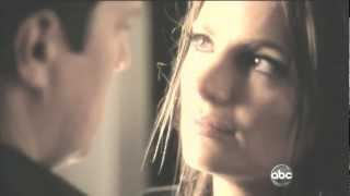 Castle 4x23  First Real Kiss  Slow Motion (Brighter) - Castle _ Beckett - Always.mp4