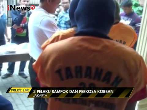 Xxx Mp4 Modus Mengaku Polisi Pelaku Pencurian Tega Perkosa Korbannya Bergantian Police Line 09 02 3gp Sex