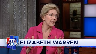 Elizabeth Warren: A Country That Elects Donald Trump Is Already In Trouble