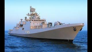 """أخر النهار - معلومات عن فرقاطة """"الفاتح"""" المنضمة لسلاح البحرية المصرية"""