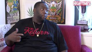 HIGH TIMES Interview: Killer Mike