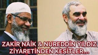 Zakir Naik & Nureddin Yıldız Ziyaretinden Bir Kesit..  (Türkçe Altyazılı)