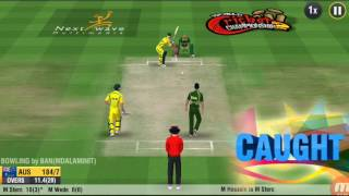 BAN vs AUS ICC champions trophy 2017 highlights