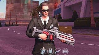 Gangstar Vegas - Most Wanted Man #44 - Men In Black
