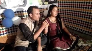 Raja lalkari ashe ghe- Shrawani & Pravin
