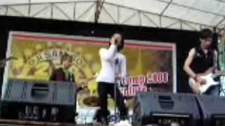 Akatsuki-Lose Control (Intro) and Midnight Celebration (Hyde) @ Dji Sam Soe Fun Camp Adventure 2008