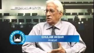 Ghulam Akbar on Imran Khan Part 1